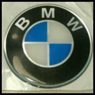 50mm BMW logo