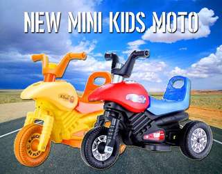 NEW MINI KIDS MOTOR