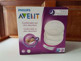 Avent breasts pads for night -18