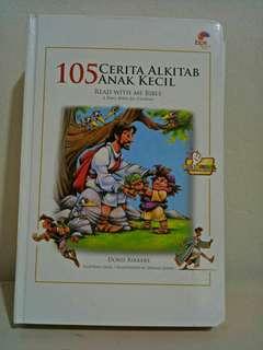 📌 BPK Kumpulan 105 cerita alkitab anak