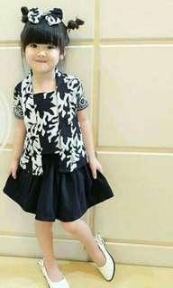 Kebaya skirt kids