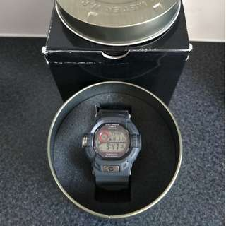 Brand New Grey Casio G-Shock GW-9200-1CR Men's Solar Atomic Riseman