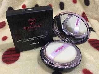 IPNK Pearl Pact Face Powder (best seller)