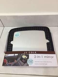 JJ Cole Child Safety Mirror & Ipad Holder