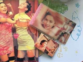 Twins love HK 相集+yes card+卡簿