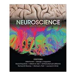 Neuroscience 6th Edition by Dale Purves (Editor), George J. Augustine (Editor), David Fitzpatrick (Editor), William C. Hall (Editor), Anthony-Samuel LaMantia (Editor), Richard D. Mooney (Editor), Michael L. Platt (Editor), Leonard E. White (Editor)