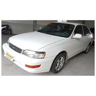 1996年 豐田 A秀 1.6 車況佳 便宜好代步