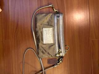 Coach Monogram Crossbody bag