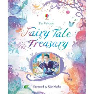 (Brand New) Fairy Tale Treasury (Gift Sets) --- Hardcover