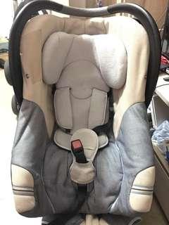 Creatis Car Seat 嬰兒安全車座位