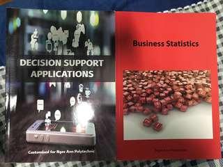 Dsa and Bstats Textbooks