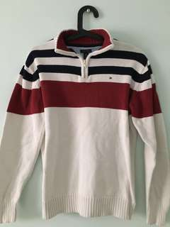 Tommy Hilfiger half zip up