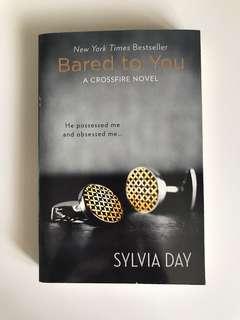 Bates to you a cross fire novel Sylvia Day