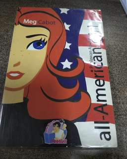 All American Girl - Pahlawan Amerika by Meg Cabot