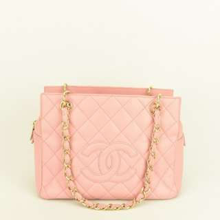 Chanel Timeless Tote Bag ( Pink )