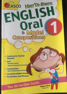 English Oral & Model Compo Assessment Book