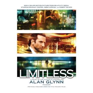 Limitless by Alan Glynn. Faber & Faber, 2011 - 352 pages