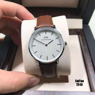 DW White Dial Edition