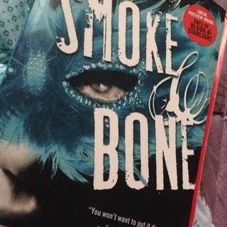 Daughter Of Smoke And Bones