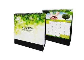 2018 Desk Calendars (TC2)