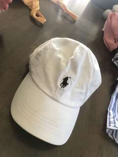 Real polo hat