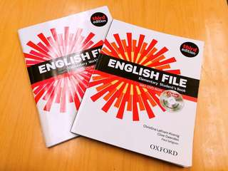 English File Elementary Student's Book