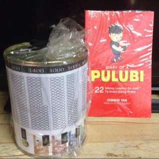 Diary of a Pulubi plus Coin Bank