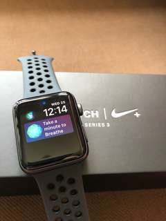 Apple Watch Nike+ 3rd edition