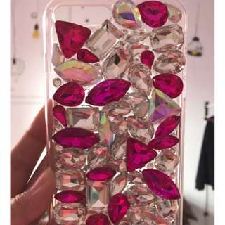 Bling Bling Diamond iPhone Case