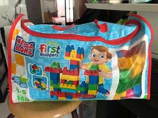 Mega Bloks First Builders LEGO Blocks