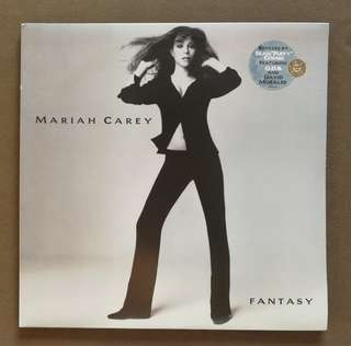 Mariah Carey original LP record