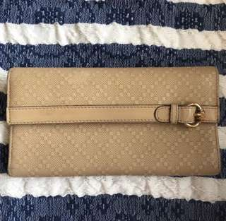 Preloved Gucci Wallet
