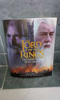Lord Of The Rings Trilogy Making Of