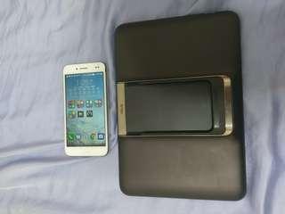 [手機平板] 華碩asus padfone S 3G/64G白色(pf500kl) 及變形平板P93L黑色