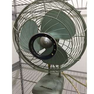Rare antique and vintage desk fan