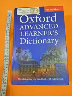 #6 Oxford Advanced Learner's Dictionary 7th Edition