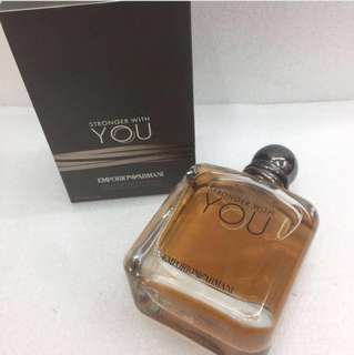 STRONGER WITH YOU EMPORIO ARMANI FOR MEN
