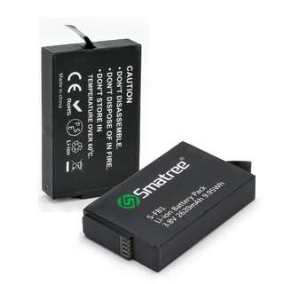 Smatree Rechargeable Battery for GoPro Fusion Camera (3 Year Local Warranty)