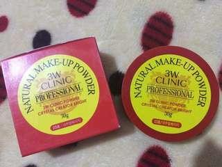 3W Clinic Loose Powder