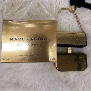 MARC JACOBS DECADENCE GOLD FOR WOMEN
