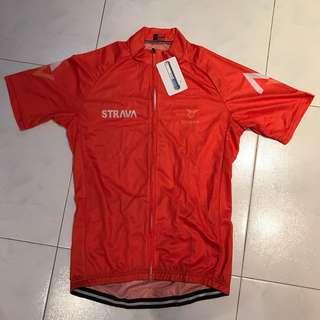 strava cycling jersey