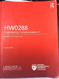 HW0288 Engineering Communication