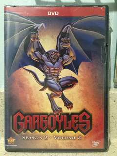 Disney Gargoyles Season 2 Volume 2 DVD