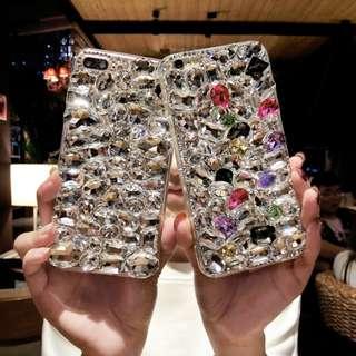 Girls Like Bling Bling Diamond iPhone Case