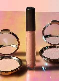 Becca Liquid Crystal Lip Gloss in Champagne Dream x Bellini - BRAND NEW