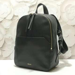 Bally Akira Leather (Black) size 23-18x30x12cm