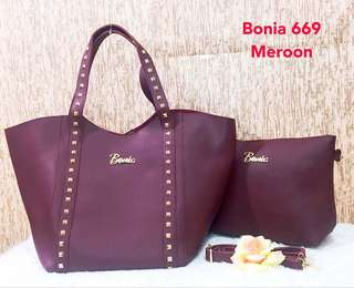 BO 2 IN 1 SET HANDBAG