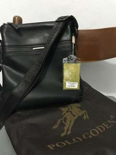 ORIGINAL POLO GODEN Sling Bag TS22754-2