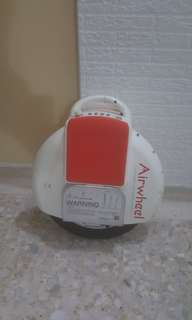 REDUCED PRICE! Airwheel in Good Condition!