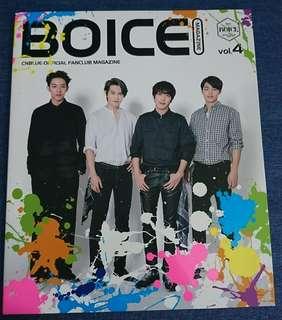 CNBLUE Boice Magazine Vol.4